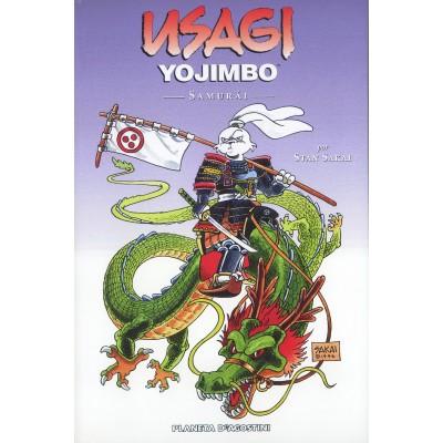 Usagi Yojimbo Nº 07: Samurai