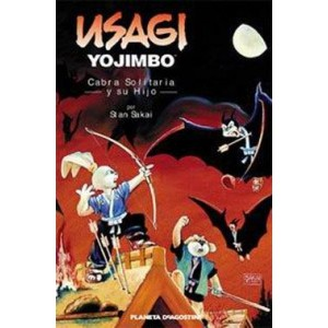 Usagi Yojimbo Nº 10: Cabra Solitaria y su Hijo