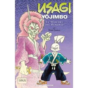 Usagi Yojimbo Nº 14: La Mascara del Demonio