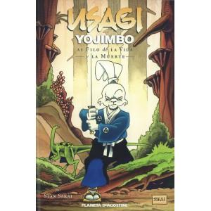 Usagi Yojimbo Nº 03: Al Filo de la Vida y la Muerte