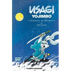 Usagi Yojimbo Nº 01: Sombras de Muerte