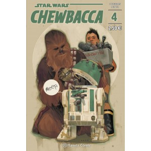 Star Wars Chewbacca nº 04