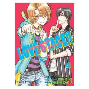 Love Stage nº 04
