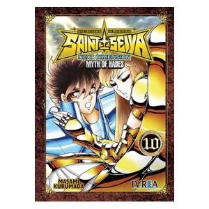 Saint Seiya Next Dimension Myth Of Hades nº 10