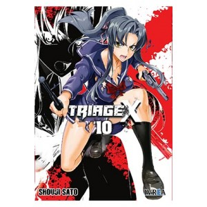 Triage X nº 10