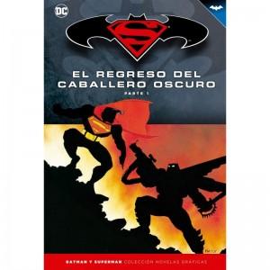 Batman y Superman - Colección Novelas Gráficas nº 05: El regreso del Caballero Oscuro (Parte 1)
