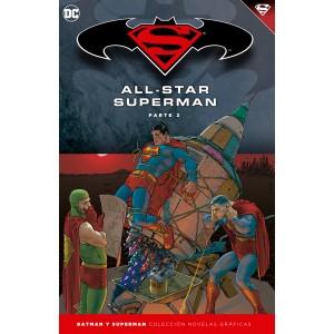 Batman y Superman - Colección Novelas Gráficas nº 08: All-Star Superman (Parte 2)