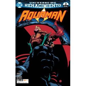 Aquaman nº 17/03 (Renacimiento)