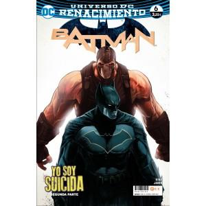 Batman nº 61/6 (Renacimiento)