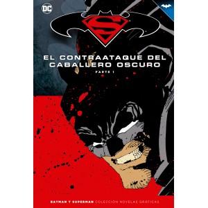 Batman y Superman - Colección Novelas Gráficas nº 09: El contraataque del Caballero Oscuro (Parte 1)