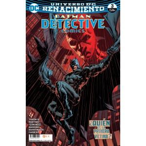 Batman: Detective Comics nº 03 (Renacimiento)