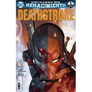 Deathstroke nº 01 (Renacimiento)