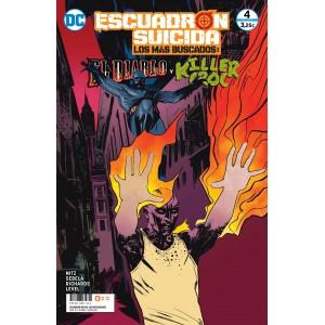 Escuadrón Suicida: El Diablo/Killer Croc - Los más buscados nº 10/4
