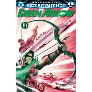 Green Arrow vol. 2, nº 03 (Renacimiento)