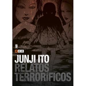 Junji Ito: Relatos terroríficos nº 09