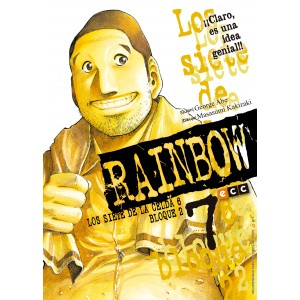 Rainbow, los siete de la celda 6 Bloque 2 nº 07