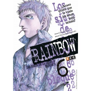 Rainbow, los siete de la celda 6 Bloque 2 nº 06