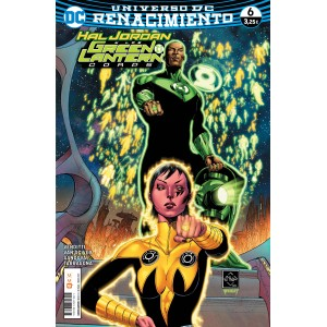 Green Lantern nº 61/6 (Renacimiento)