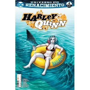 Harley Quinn nº 12/4 (Renacimiento)