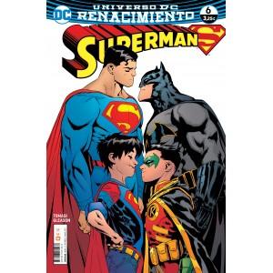 Superman nº 61/ 6 (Renacimiento)