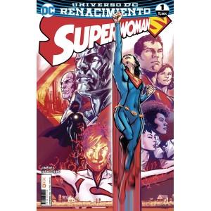 Superwoman nº 01 (Renacimiento)