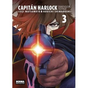 Capitán Harlock. Dimension Voyage nº 03