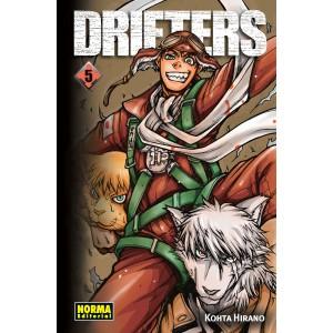Drifters nº 05