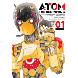 Atom: The Beginning nº 01