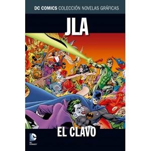Colección Novelas Gráficas núm. 30: JLA: El clavo