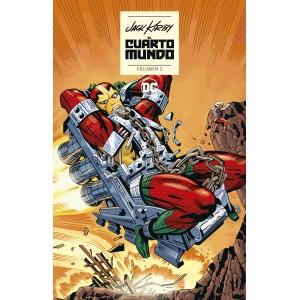 El Cuarto Mundo de Jack Kirby nº 02 (de 04)