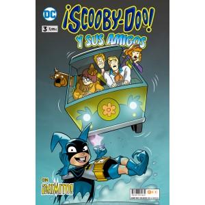 ¡Scooby-Doo! y sus amigos nº 03