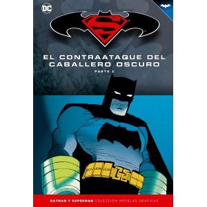 Batman y Superman - Colección Novelas Gráficas nº 10: El contraataque del Caballero Oscuro (Parte 2)