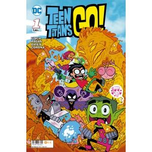 Teen Titans Go! nº 01