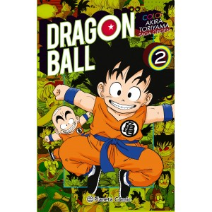 Dragon Ball Color Origen y Red Ribbon nº 02 (De 8)