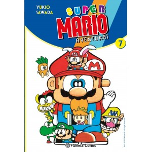 Super Mario Aventuras nº 07
