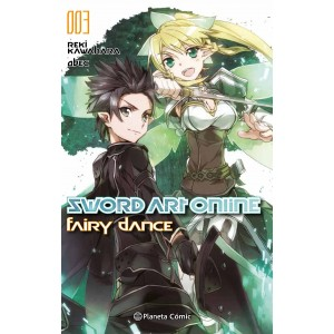 Sword Art Online Fairy Dance nº 01