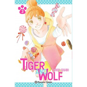 Tiger and Wolf nº 03