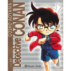 Detective Conan Kanzenban nº 20