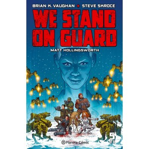 We Stand on Guard nº 05