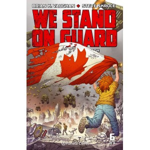 We Stand on Guard nº 06