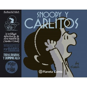 Snoopy y Carlitos nº 19 1987 a 1988