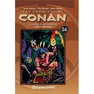 Las Crónicas de Conan nº 26