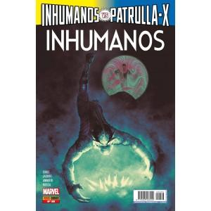Inhumanos nº 36