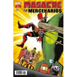 Masacre y los mercenarios nº 05