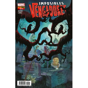 Imposibles Vengadores nº 51