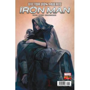 Victor Von Muerte: Iron Man nº 05