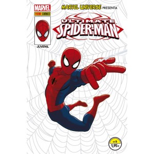 Marvel Universe presenta nº 09: Ultimate Spider-Man