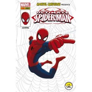 Marvel Universe presenta nº 09: Ultimate Spider-Man