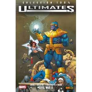 100% Marvel. Ultimates nº 02