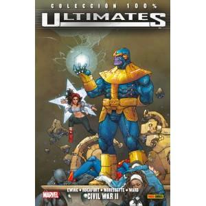 100% Marvel. Ultimates nº 02